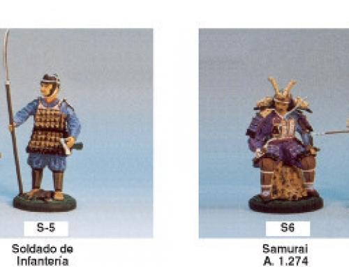 Serie Samurai