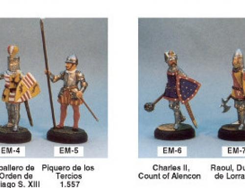 Serie Edad Media